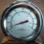 Amerikanske opskrifter måler temperaturer i  Fahrenheit fremfor Celcius.